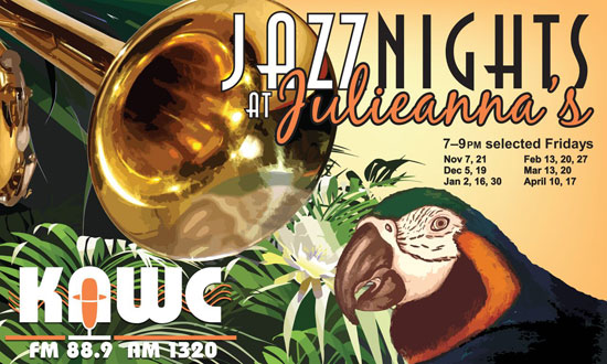 Jazz at Julieanna's