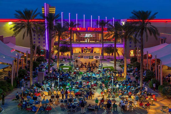 Village Jazz Series at the Palms